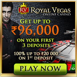 Royal Vegas Casino in India image